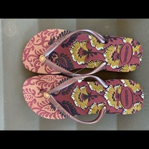 Havaianas flip flops brand new